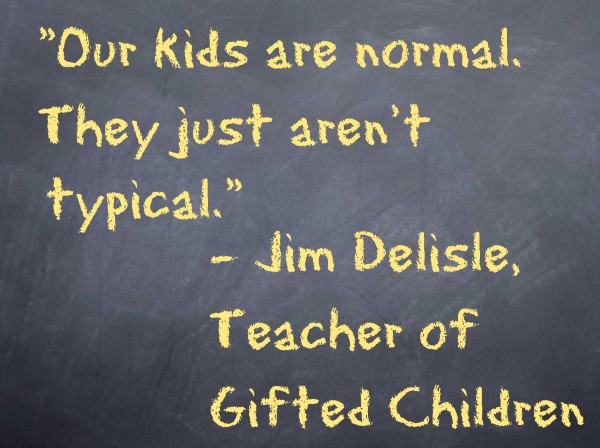 Image result for gifted education quotes