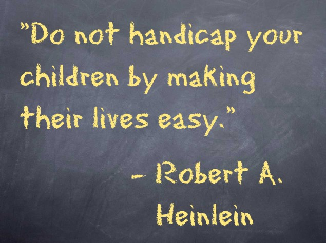 Heinlein Quote